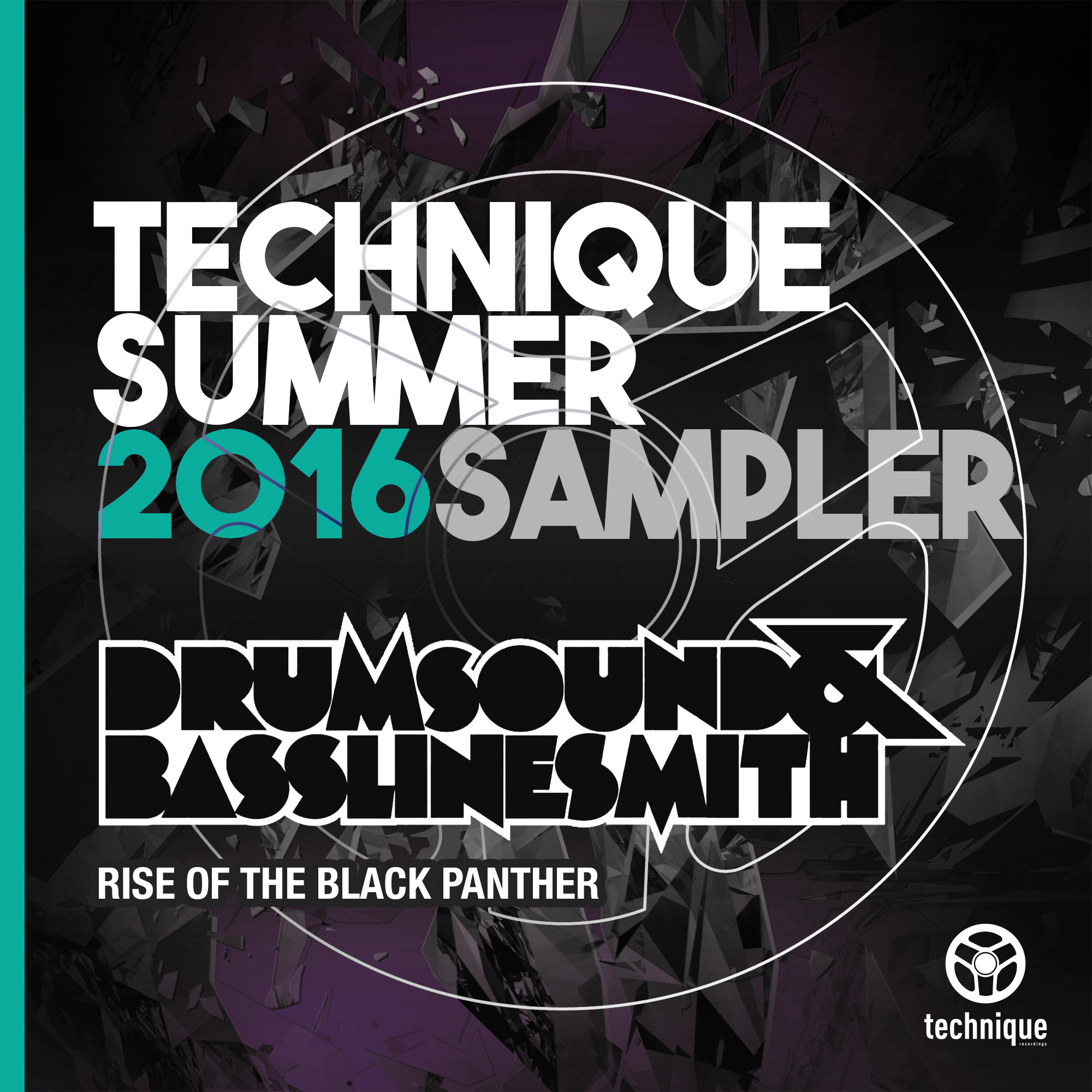 Drumsound & Bassline Smith - Technique Summer 2016