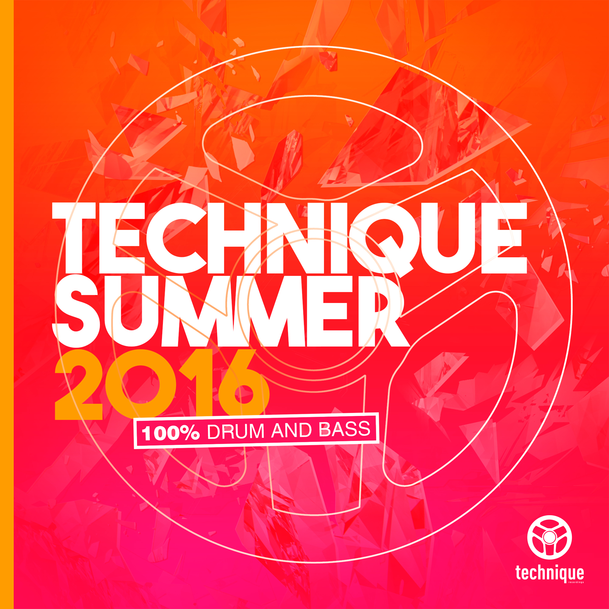 Various Artists - Technique Summer 2016