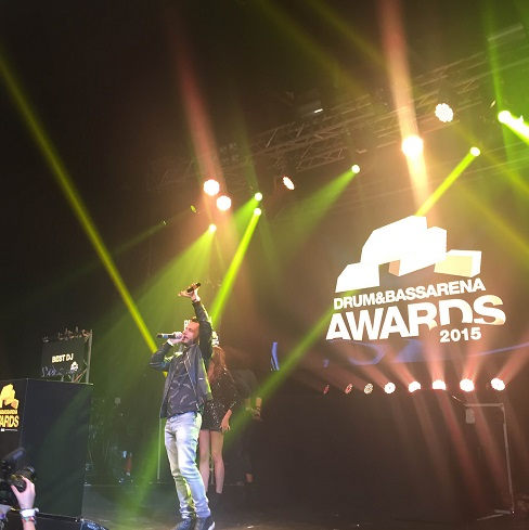 Drum & Bass Arena 2015 Awards Winners