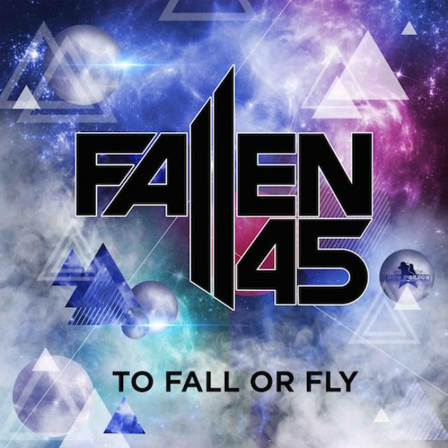 Fallen 45 - To Fall Or Fly [Dub Police]