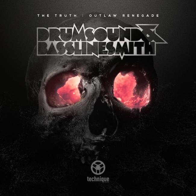 Drumsound & Bassline Smith - The Truth / Outlaw Renegade - Technique Recordings