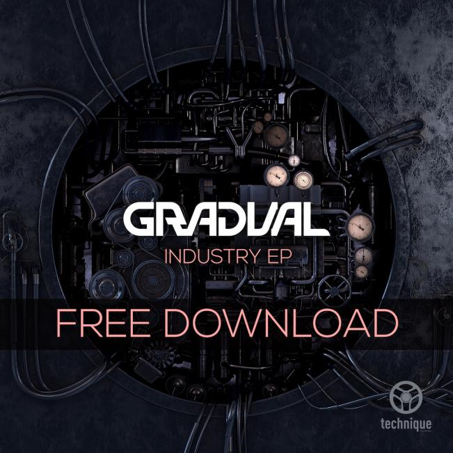 Gradual - Industry EP [Technique Free EP]